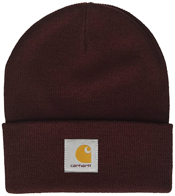 Carhartt, Short Watch Hat , Cappello, unisex, colore hamilton brown, taglia  Taglia