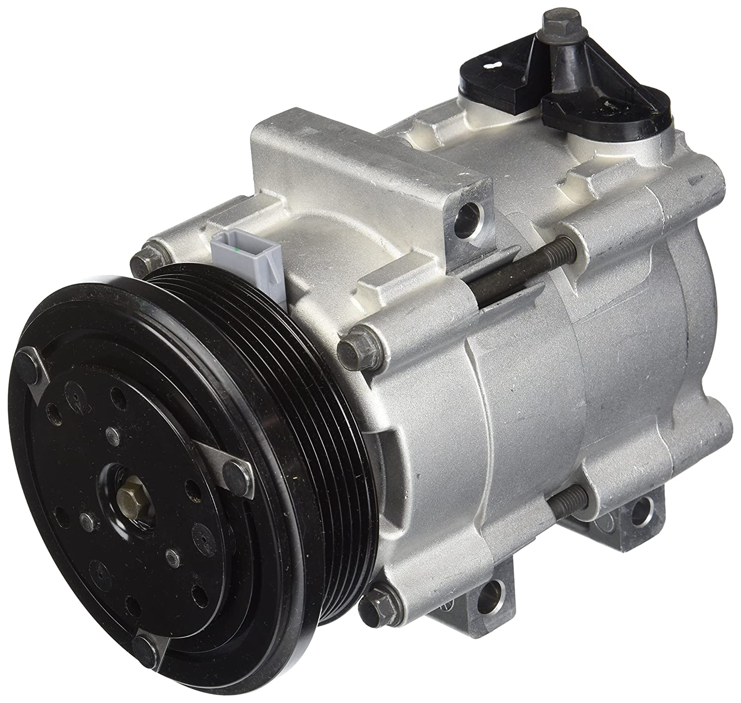 Denso 471-8106 New Compressor with Clutch