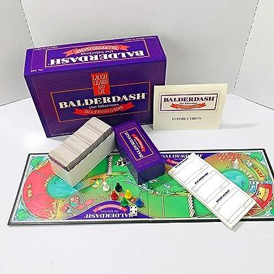 Balderdash Board Game: Toys & Games