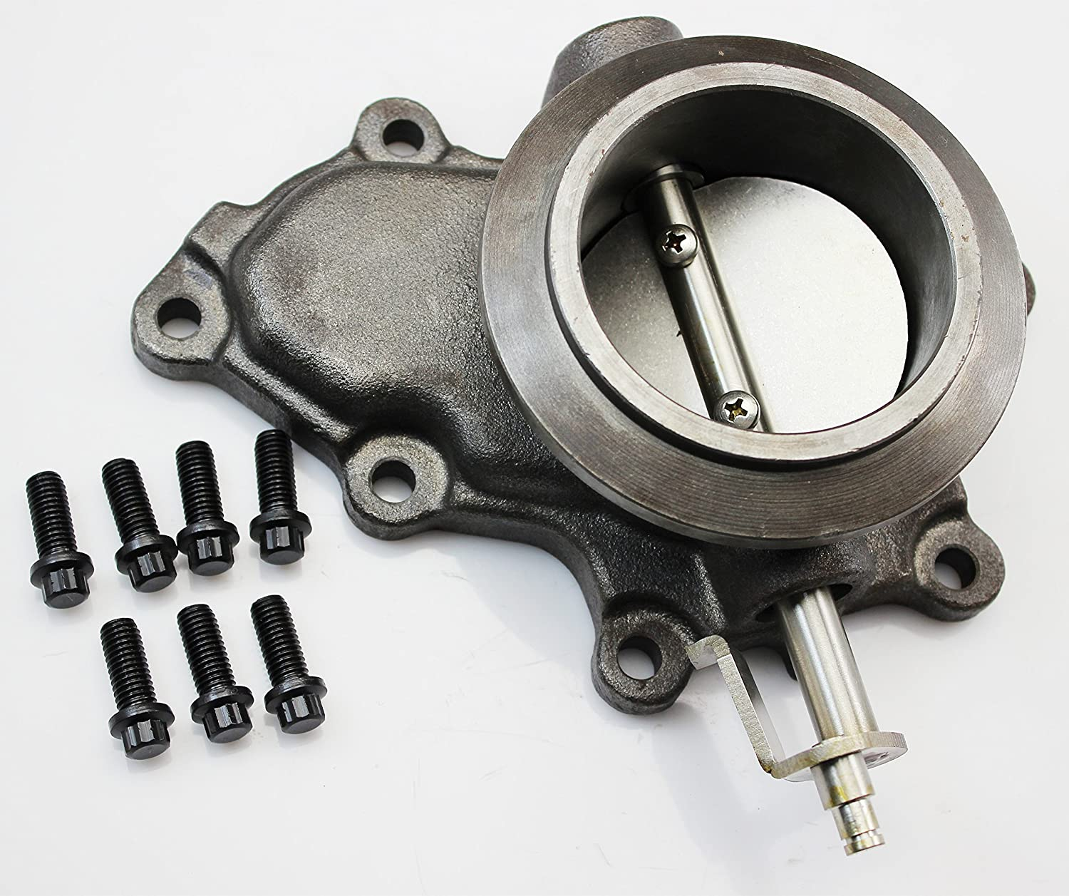 1999-2003 Ford 7.3L GTP38 Turbo Charger Waste-gate Butterfly Supercell Turbos