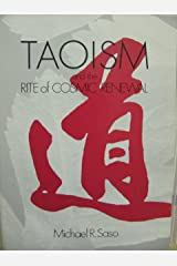 Taoism and the Rite of Cosmic Renewal Paperback