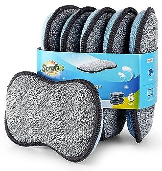 Multi-Purpose Scrub Kitchen Sponge