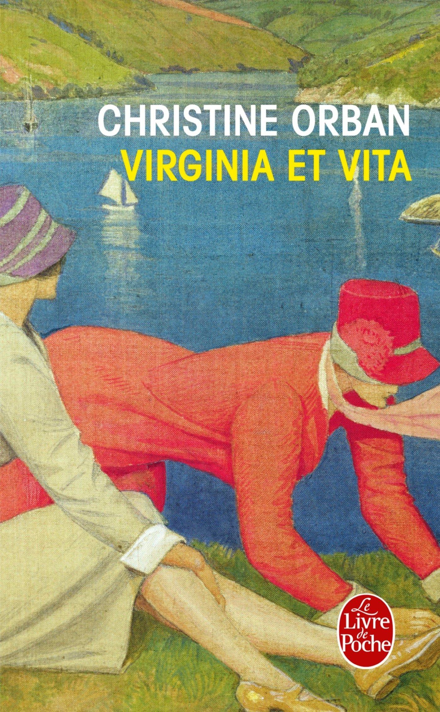 Virginia et Vita de Christine Orban 91dYrFreGrL