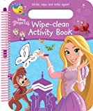 Disney Princess Wipe-Clean Activity Book: Write, Wipe and Write Again! (Wipe Clean Activities)