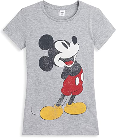 Disney Camisetas Mujer Manga Corta, Ropa Mujer Verano Algodon ...