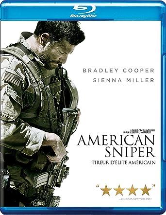 American Sniper Blu Raydvddigital Hd