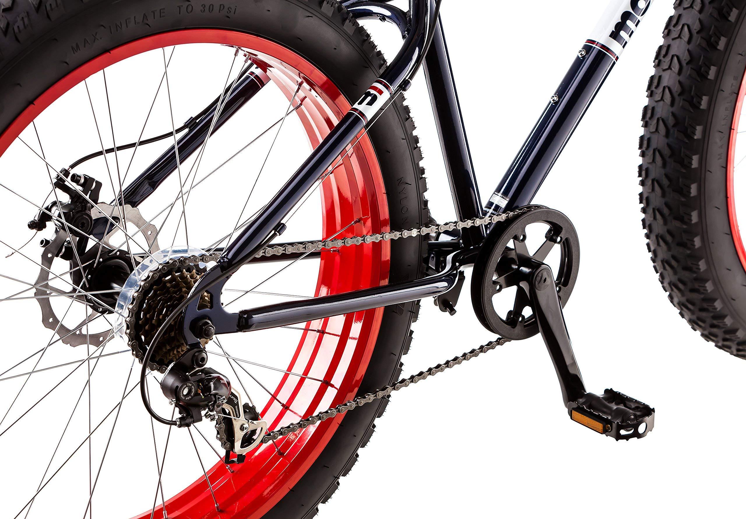 offizieller Preis elegante Form schöne Schuhe Mongoose Dolomite Fat Tire Bike 26 wheel size 18