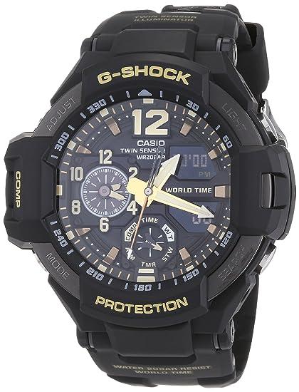19a80ac6e58e Reloj Casio para Hombre GA-1100GB-1AER