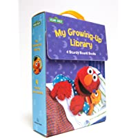 My Growing-up Library: Sesame Street