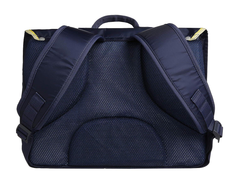 gro/ß Navy blau Jeune Premier pal180222/Paris Schule Bag