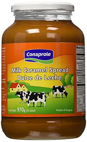 Image Unavailable. Image not available for. Color: Conaprole Dulce de Leche 970g