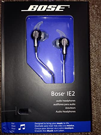 bose ie2. bose ie2 audio headphones ie2