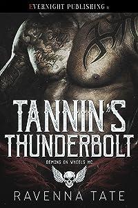 Tannin's Thunderbolt (Demons on Wheels MC Book 1)