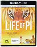 LIFE OF PI 4K (UHD) (2 DISC)