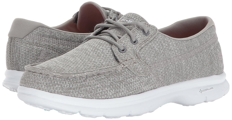 3b497fd0f13 Amazon.com | Skechers Women's Go Step-Escape Boat Shoe | Shoes