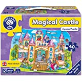 Orchard Toys Shaped Floor Puzzle - Magical Castle