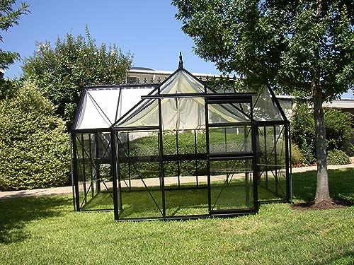 Exaco Junior Orangerie J-ORA 116 Square Foot Greenhouse