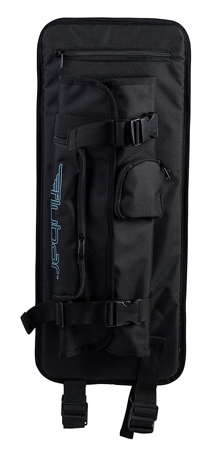 Flybar Extreme Pogo Stick Back Pack Carrier Bring Your Pogo Stick with You Anywhere Comfortable Shoulder Straps Black