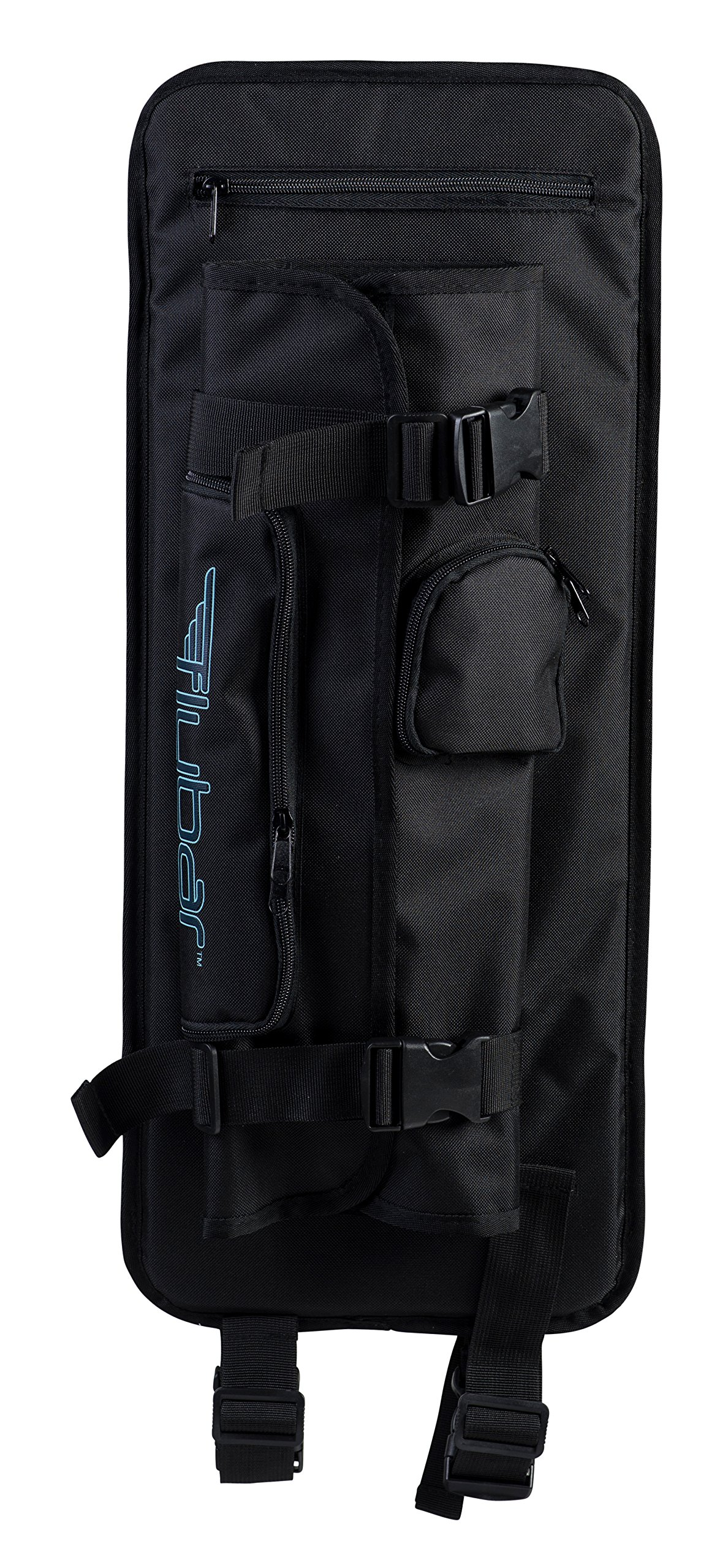 Flybar Extreme Pogo Stick Back Pack Carrier- Bring Your Pogo Stick With You Anywhere - Comfortable Shoulder Straps - Black by Flybar