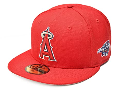 Image Unavailable. Image not available for. Color  New Era 59FIFTY MLB Los  Angeles Angels ... 33d5d6c85db1