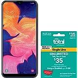 Total Wireless Samsung Galaxy A10e 4G LTE Prepaid Smartphone (Locked) - Black - 32GB - SIM Card Included - CDMA - with…