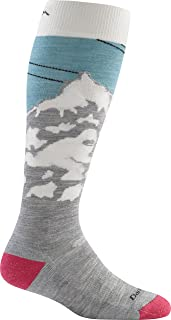 product image for Darn Tough Yeti Over The Calf Light Socks - Women's