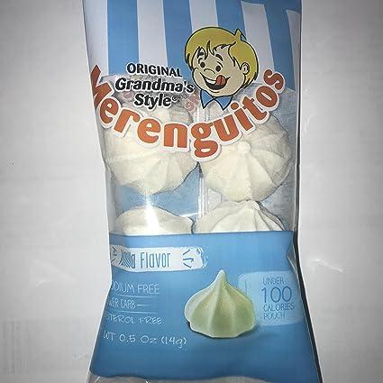 Merenguitos 3 bolsas de 325 ml, aperitivos originales estilo ...