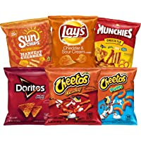 Deals on 40-Count Frito-Lay Cheesy Mix Variety Pack