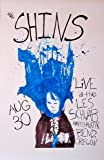 The Shins - Live on Tour - Rare Advertising Poster - 11x17 - Bend, Oregon