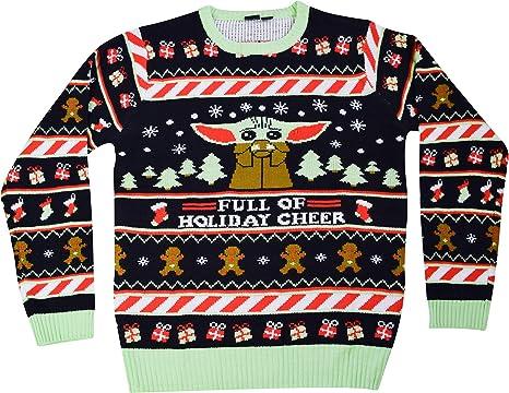91dZuRlpr0L. AC SX466 Revista Dimensión Digital 50+ Ugly Sweaters Navideños inspirados en Series y pelis