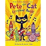 Pete the Cat: Crayons Rock!