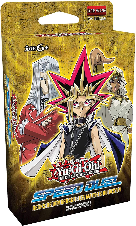 VF//NEUF ! Yu-Gi-Oh Yugi revient 1ère Edition Deck de Démarrage