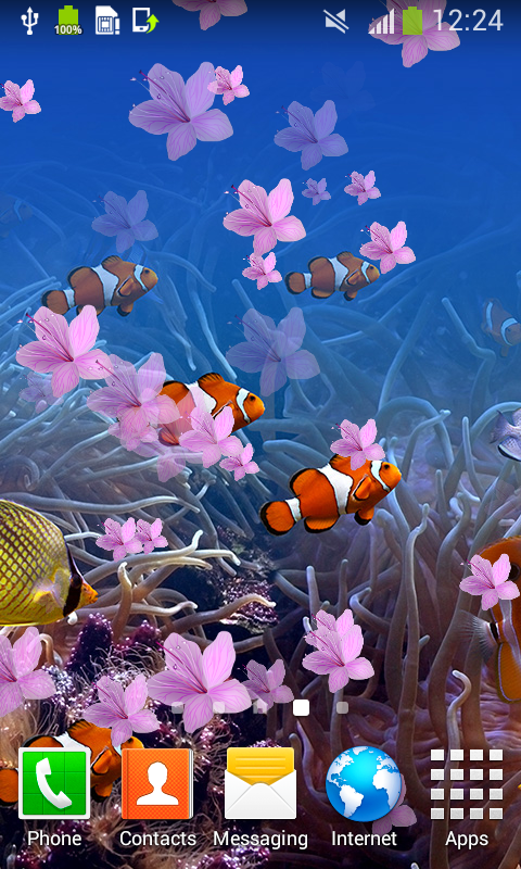 Amazoncom Underwater Live Wallpapers Appstore For Android