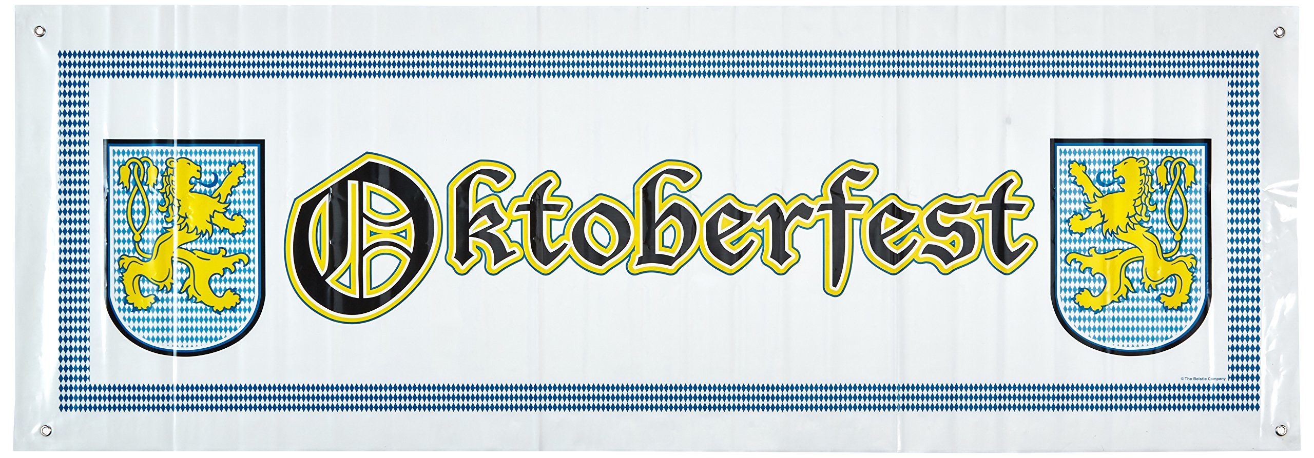 Oktoberfest Party Tape Party Accessory 1 count The Beistle Company 66117 1//Pkg