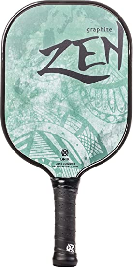 Amazon.com: Onix Grafito Zen Pickleball Paddle: Sports ...