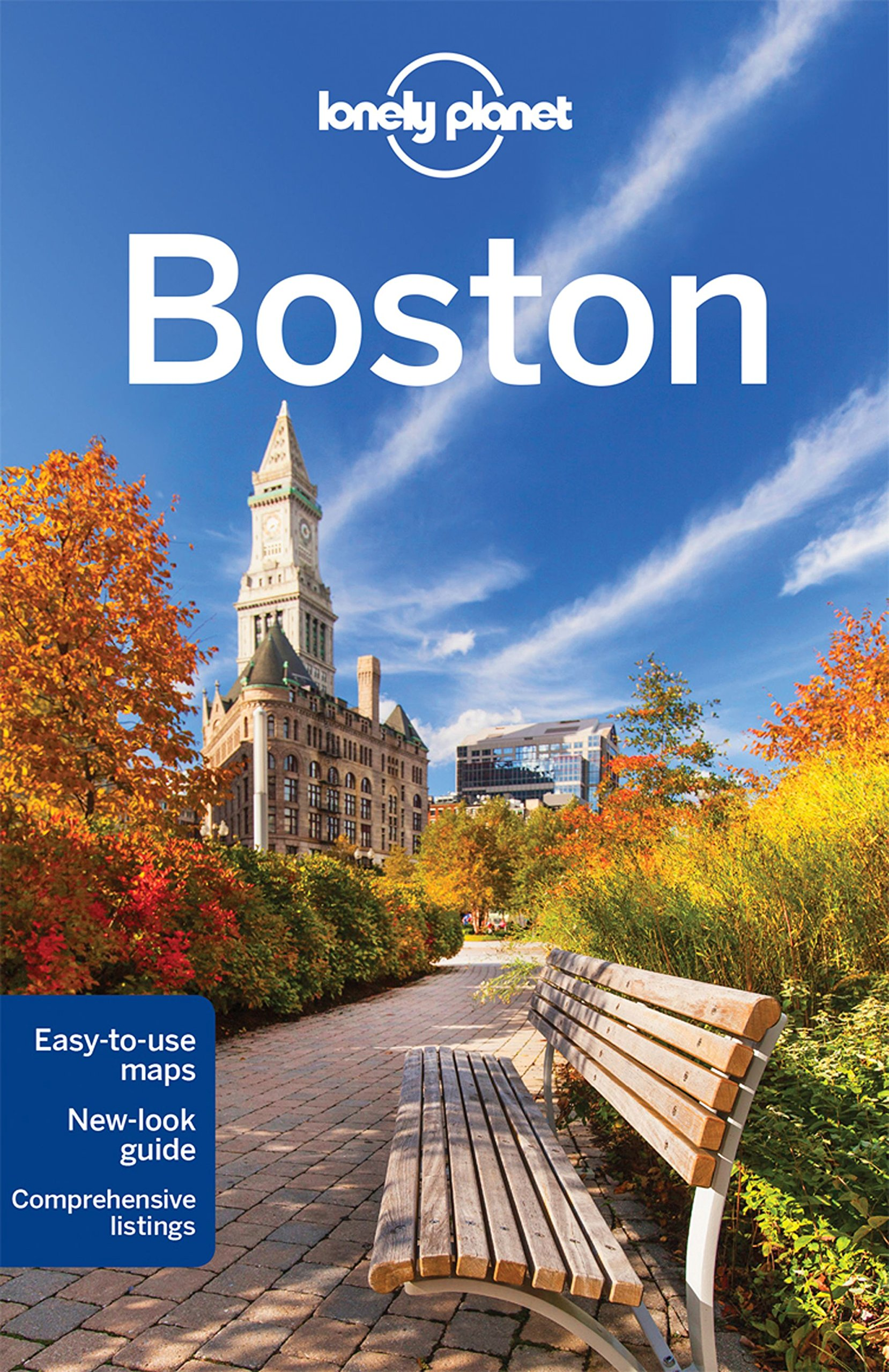 Lonely Planet Boston City Guide (City Guides)
