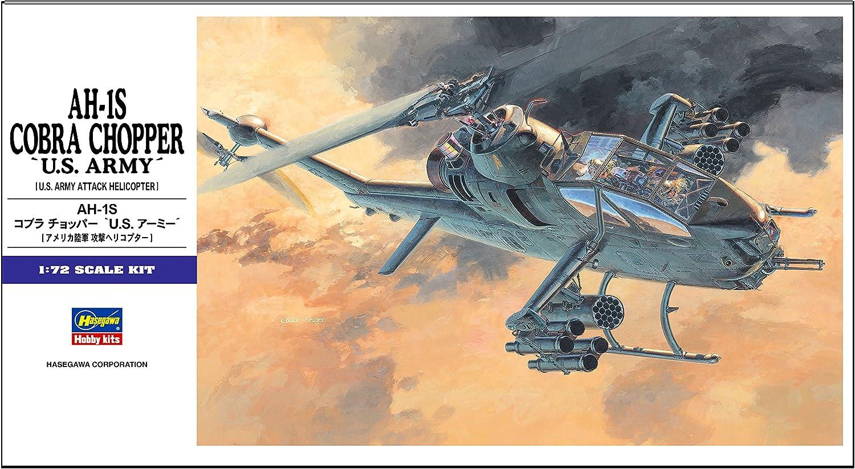 Hasegawa 1:72 Scale AH-is Cobra Model Kit
