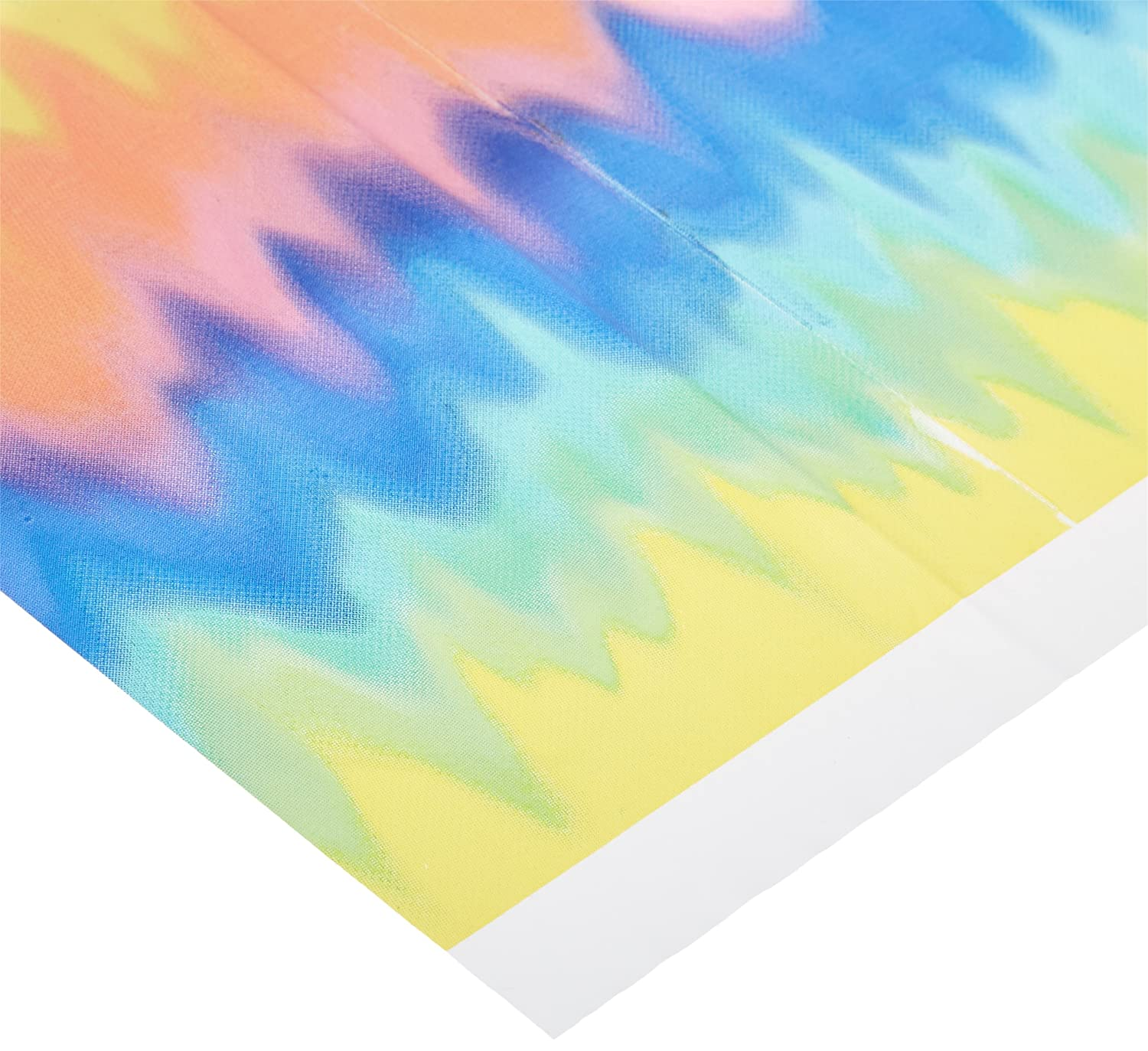 Feeling Groovy Party Table Covers 54 x 96 6 Ct.