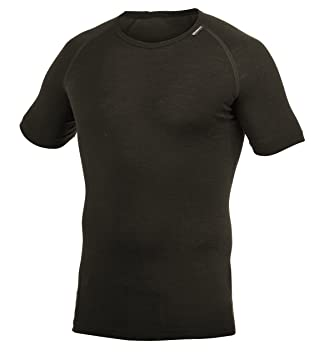 Woolpower Camiseta Lite – Función Ropa Interior de Lana de Merino (Wärmend, Transpirable,