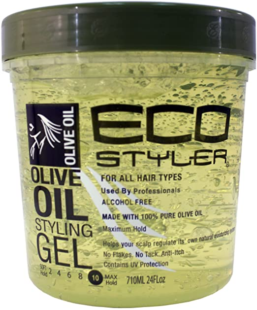 Review On Eco Styler Gel Olive Oil