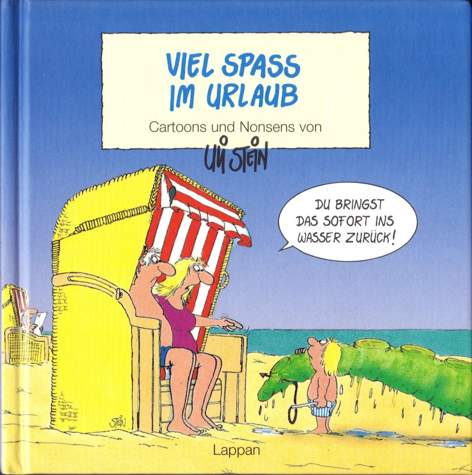 Viel Spass Im Urlaub Cartoons Und Nonsens 9783890829425 Amazoncom