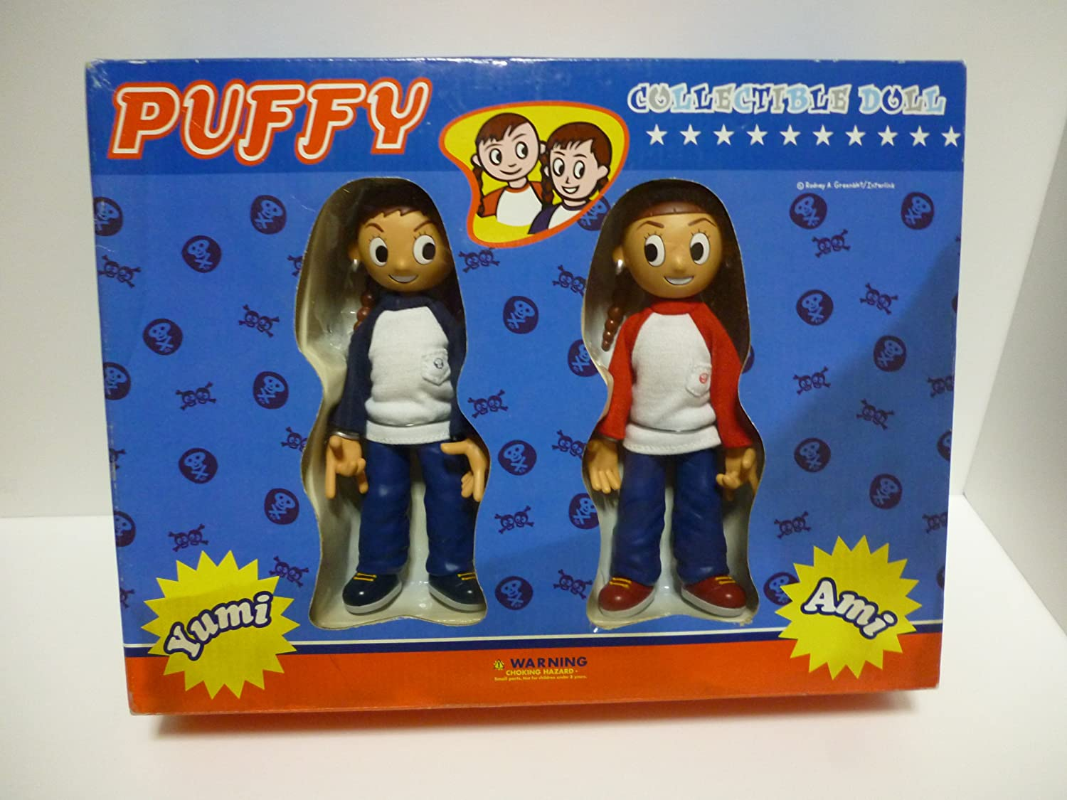 COLLECTIBLE DOLL PUFFY Puffy Figur (Japan-Import)