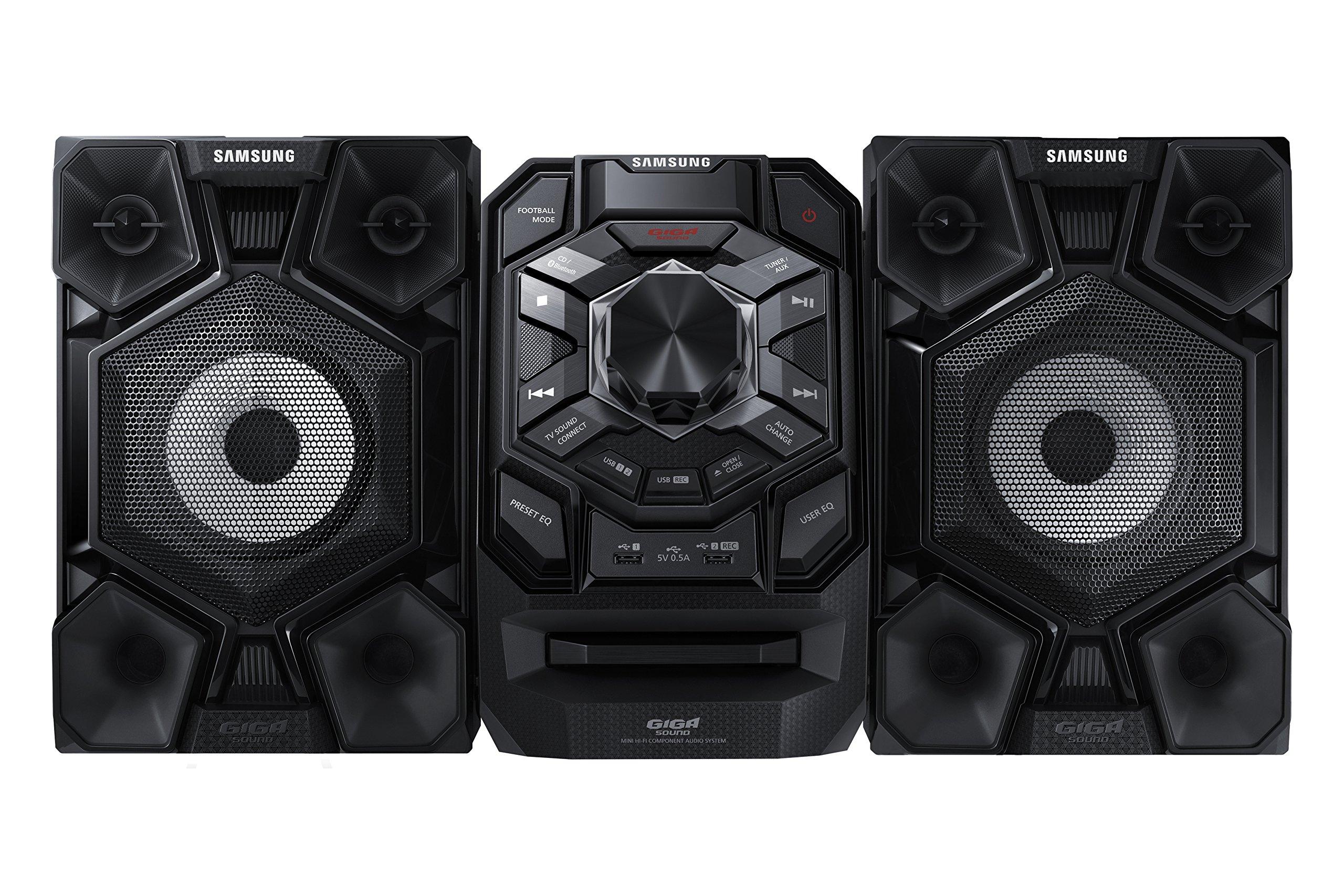 Samsung MX-J630 2.0 Channel 230 Watt Wired Audio Giga System (2015 Model)