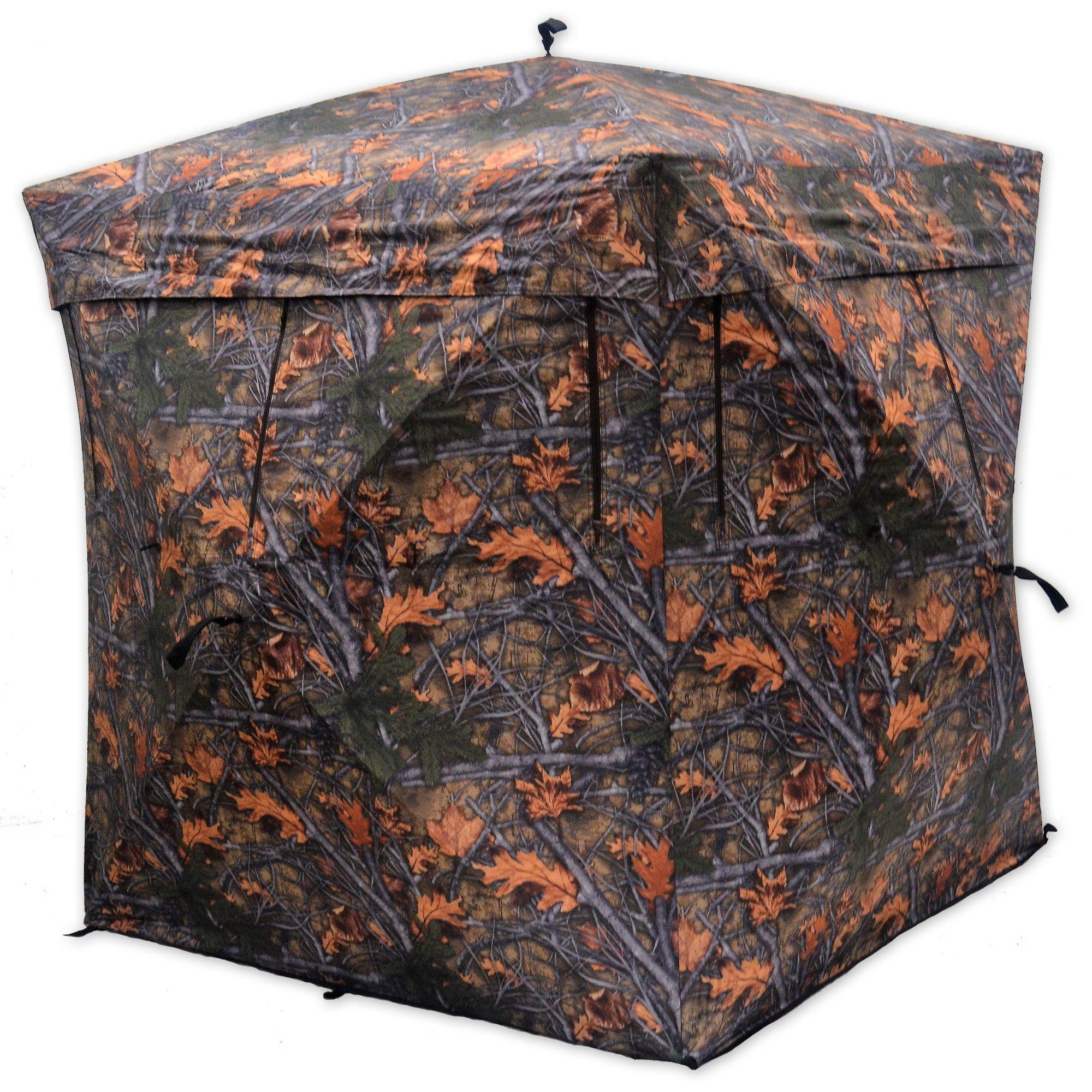 Copper Ridge Deluxe Hub Blind Camouflage