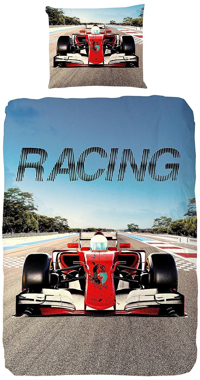 Good Morning Kids Duvet Cover 5732 P Racing Multi
