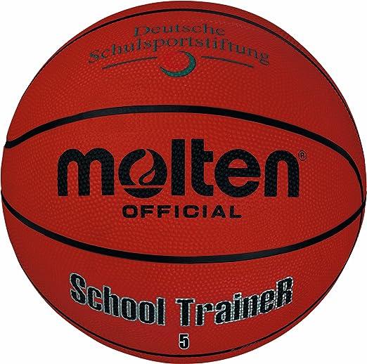 6 opinioni per Palla da basket, Arancione (ORANGE), Misura 5