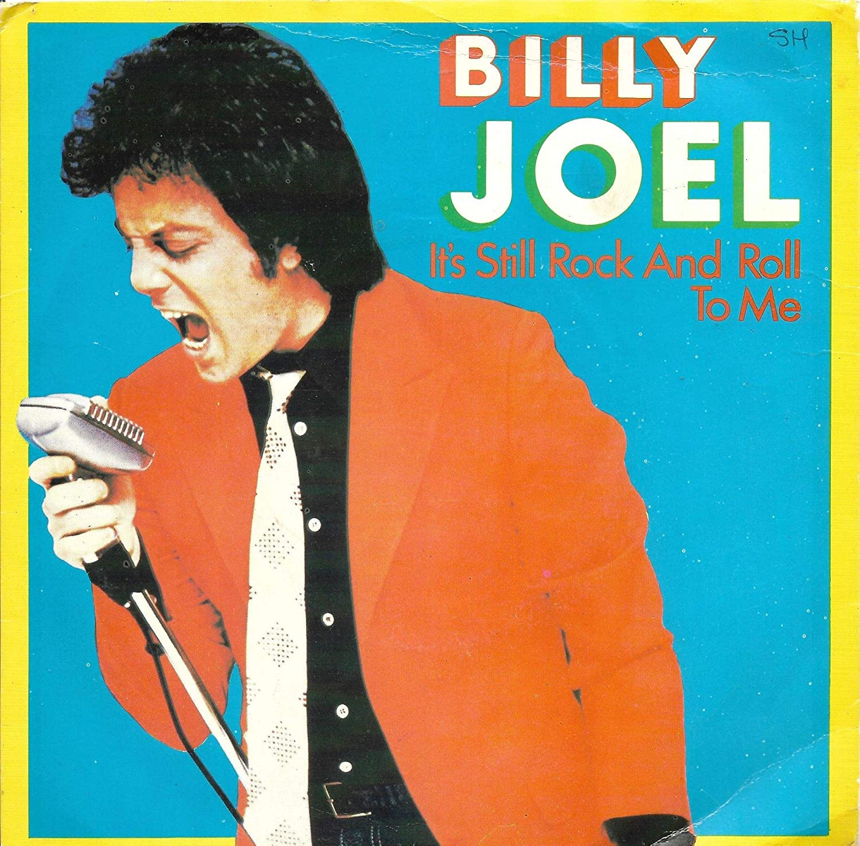 It's still rock'n'roll to me / Vinyl single : Billy Joel: Amazon.es: Música