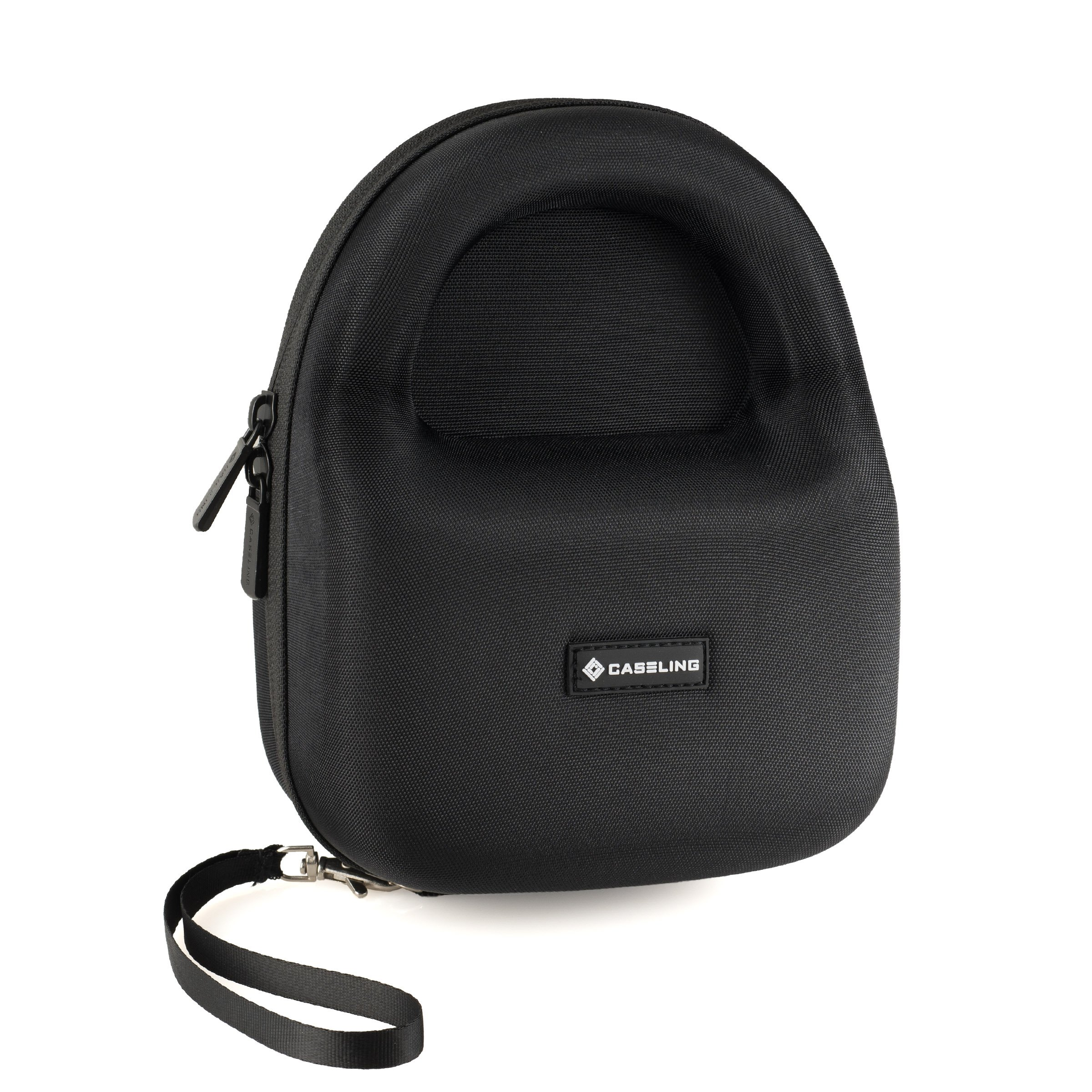 Caseling Hard Case Fits 3M WorkTunes Connect Hearing Protector with Bluetooth Technology | 3M radio headphone | Carrying Storage Travel Bag Protective Pouch