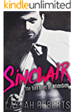 Sinclair (Bad Boys of WildeSide Book 2)
