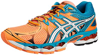 Gel Uk 8 Nimbus Mesh White Asics And 16 Running Men's Shoes Orange A5OxaPqaFw